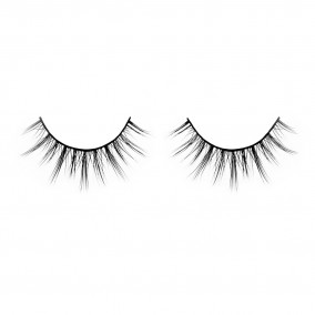 Mink Strip Lashes: Wispy Gaze product view