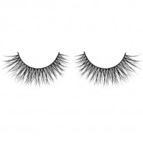 Mink Strip Lashes: Flared Desire product view