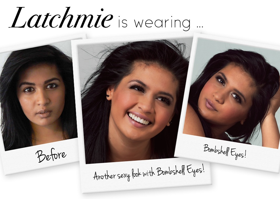 Latchmie before after