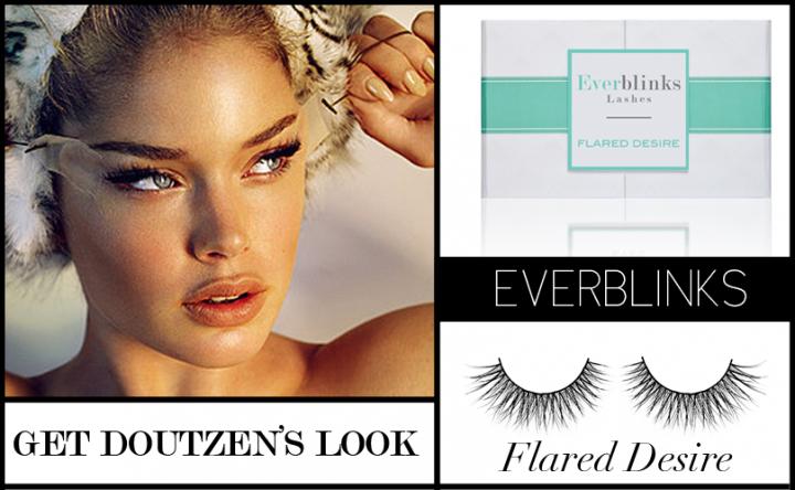 Celebrity look: Doutzen Kroes Makeup