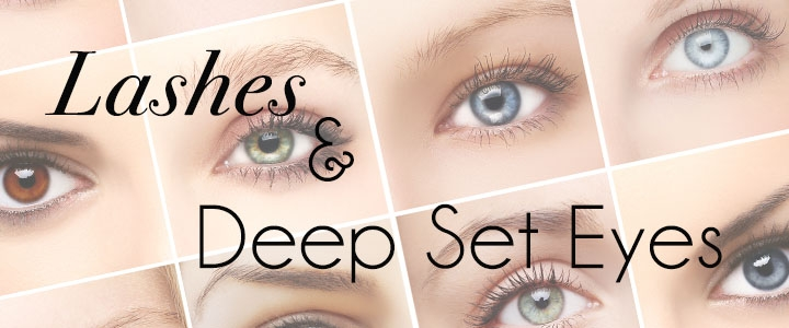 makeup for deep set eyes