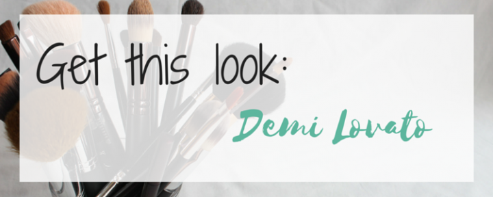 get the demi lovato makeup look