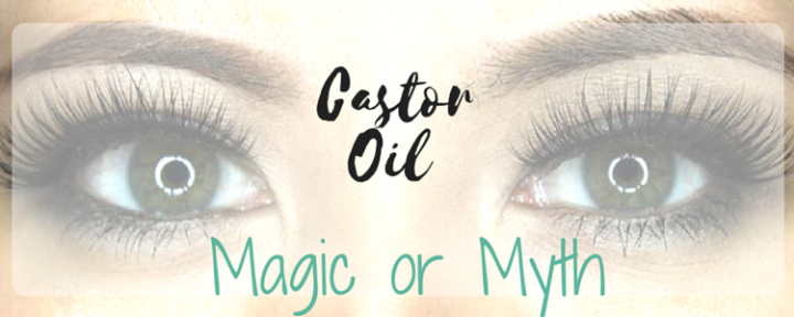 castor oil for long eyelashes